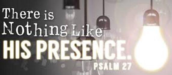 presence nothing like