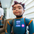 Robotic boy helps treatment of Alzheimer's patients