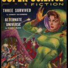 Super Science Fiction, August 1957