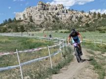 June: Colorado Springs - racing in the heat
