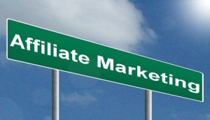 Affiliate Marketing Sign