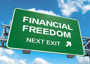 Financial Freedom, This Way