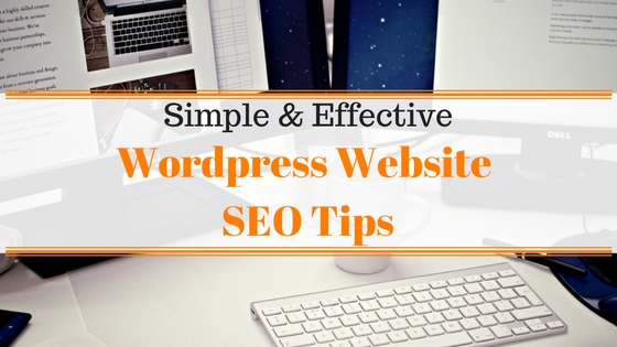 Simple WordPress Website SEO Tips That WORK!