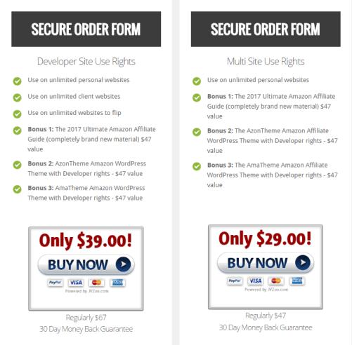 EasyAzon 4 Discount Price $39