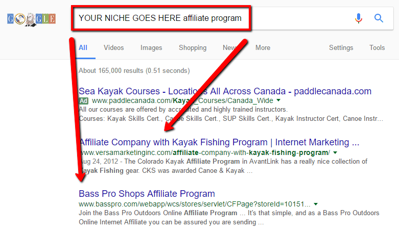 How To Find An Affiliate Marketing Niche Program