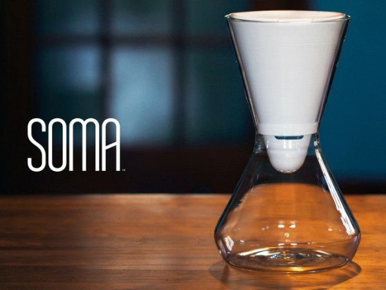 Soma Water Filters: High Style, No Substance