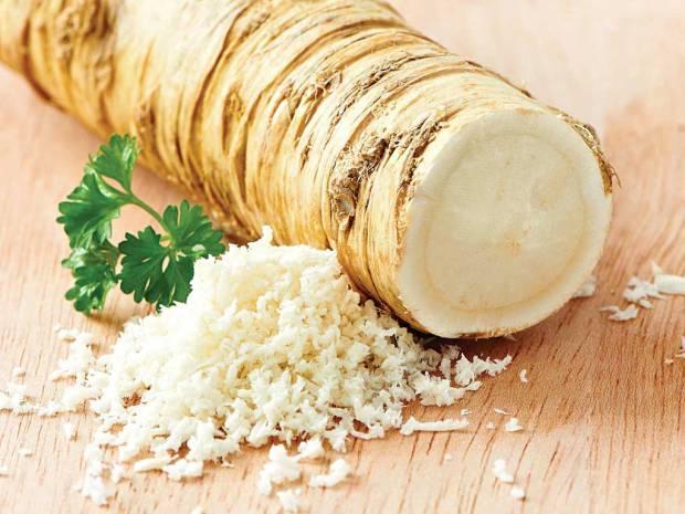 horseradish cancer