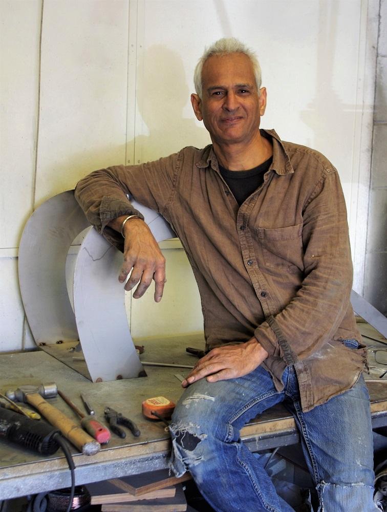 Designer bench - Chris Bose