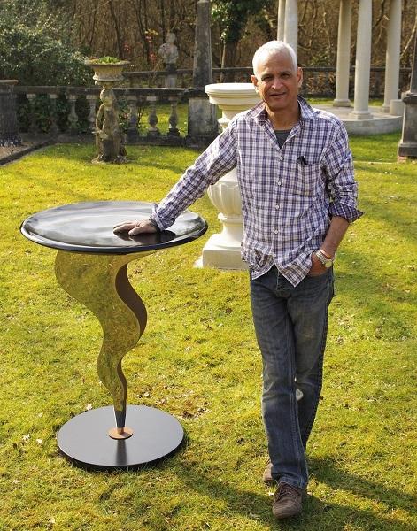 Making Furniture With Designer Chris Bose