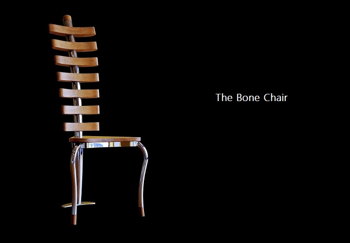 The Bone Chair - 20% off until the end of Feb