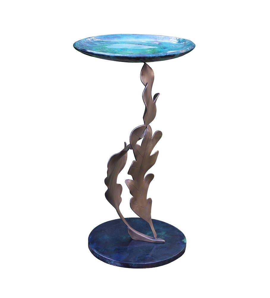 Bird Bath Feeder