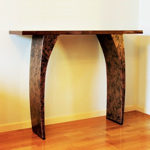 designer console table