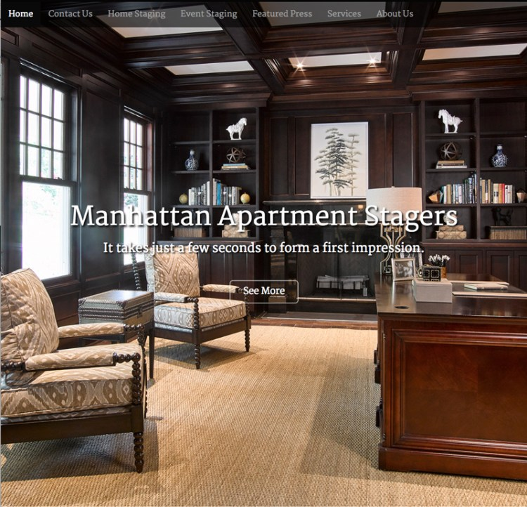 Manhattan Apartment Stagers Home Page