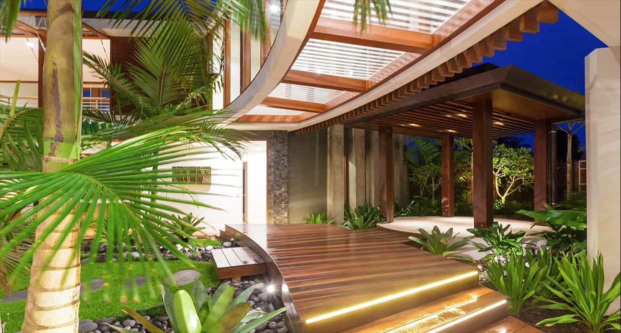 Modern Tropical Homes And Ideas
