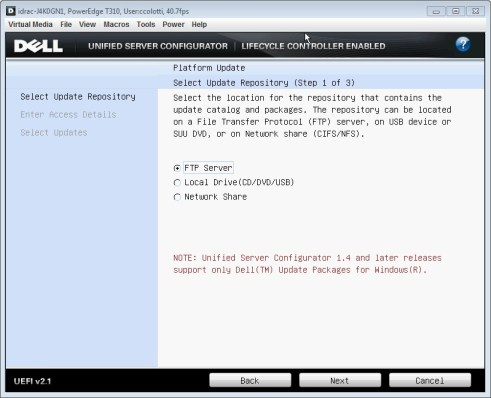 How To Update DELL Firmware With ESXi • Chris Colotti's Blog