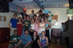 Final show for DS in 2006 with the old crew at Donkey Coffee