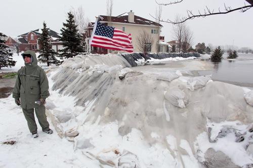 Fargo, ND Flooding