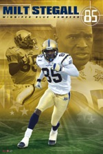 Free Milt Stegall Poster While Supplies Last