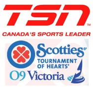 TSN - Scotties Tournament of Hearts