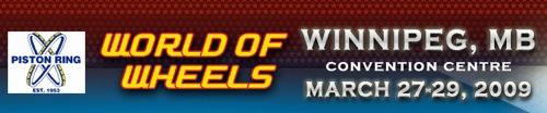 World of Wheels 2009