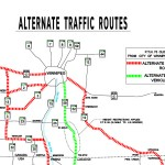 Highway 75 Alternative Routes