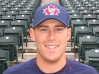 Matt Davis - Winnipeg Goldeyes