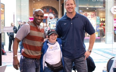 Milt Stegall Autograph Signing at Bombers Store