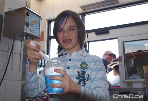 Variety Kid - McHappy Day 2009