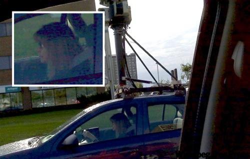 Google Car Driver