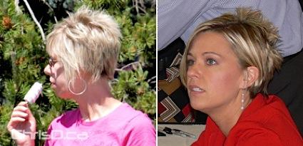 Kate Gosselin Winnipeg Haircut