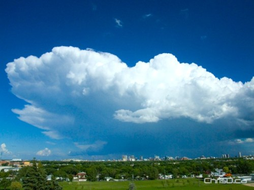 Winnipeg Clouds