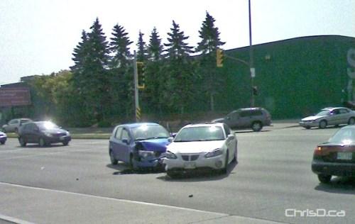 Grant Avenue Car Accident
