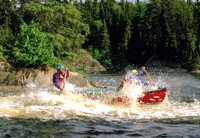 Pigeon River Canoeing