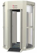 3D Body Security Scanner