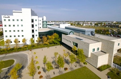 Canadian Science Centre for Human and Animal Health