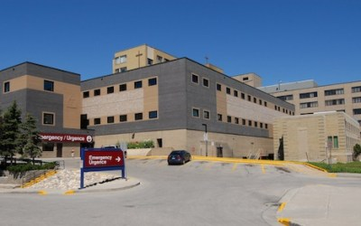 Tenders Going Out on St. Boniface Hospital ER Expansion