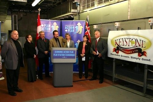 Keystone Processors Announcement