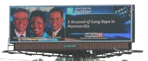 Twitter Billboard