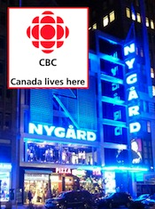 Nygard in Legal War with the CBC