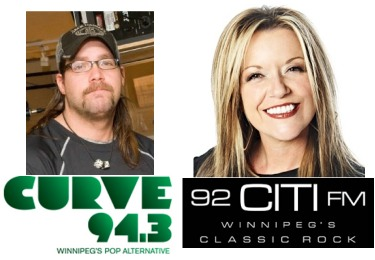 New Voices At CURVE And CITI In Latest Radio Shake Up