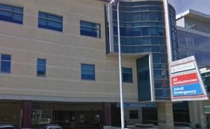 Health Sciences Centre (GOOGLE STREET VIEW)