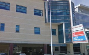 Health Sciences Centre (GOOGLE STREET VIEW)