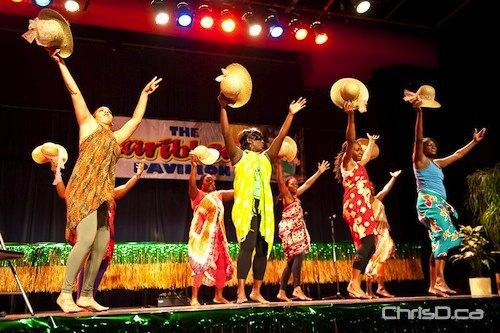 Caribbean Pavilion - Folklorama 2010