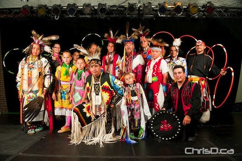 DOTC First Nations Pavilion - Folklorama 2010