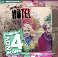 'Twilight Hotel' Opens Concert Series on Thursday