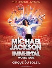 Michael Jackson - Cirque du Soleil Immortal Tour