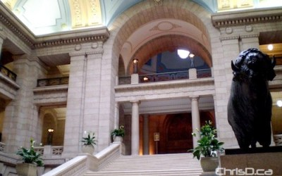 Tour the City's Famed Buildings at 'Doors Open Winnipeg'