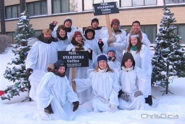 "Misericordia Health Centre Foundation's ""Angel Squad"" (HANDOUT)"