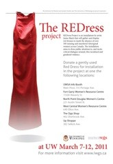 REDress Project' Launching for Murdered, Missing Women | ChrisD ca