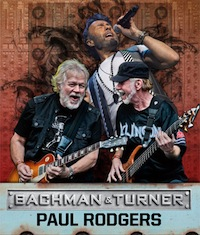 Presale Password for Bachman & Turner Concert